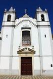 Église de Montemor o Novo, l'Alentejo, Portugal images libres de droits