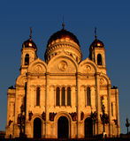 Église de Moscou photographie stock