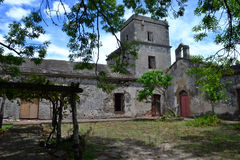 Église de Narbona Photo libre de droits