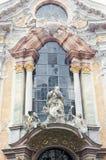 Église de nepomuk de Johann à Munich, Allemagne Photos stock