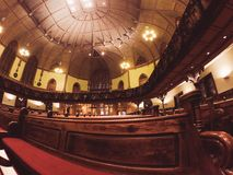 Église de New York Images libres de droits