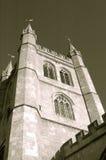 Église de NIC de rue Images libres de droits