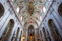 Église de Nossa DA Senhora DA Encarnacao, Lisbonne, Portugal Photo libre de droits