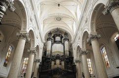 Église de Notre-Dame du Finistere photos stock
