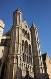 Église de notre Madame à Bruges flanders belgium image stock