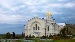 Église de notre Madame de Kazan Image stock