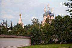 Église de notre Madame de Kazan Photos stock