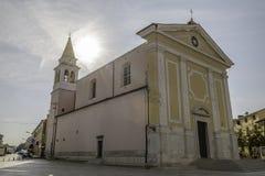 Église de notre Madame des anges photos libres de droits