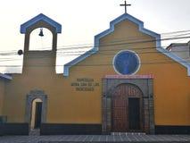 Église de Nuestra Señora de las Mercedes Photo stock