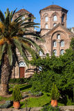 Église de Panagia Chalkeon, Salonique, Grèce Photos stock