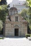 Église de Panagia Gorgoepikoos Photographie stock