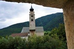 Église de Pankratius de saint dans Glurns, Italie photo stock