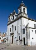 Église de paroisse d'Oeiras photographie stock libre de droits