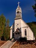 Église de pays Photo libre de droits
