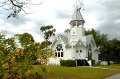 Église de pays photographie stock