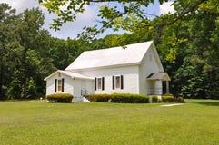 Église de pays en Caroline du Nord Images stock