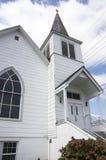 Église de petite ville Image stock