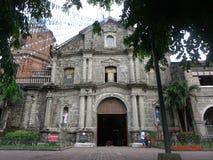 Église de Pila Photos libres de droits