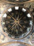 Église de plafond Photos stock