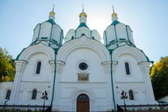 Église de Pokrova Image stock