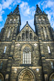 Église de Prague Photos libres de droits