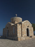 Église de Profitis Ilias, Protaras, Chypre Photo libre de droits