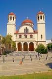 Église de quatre martyres Images stock