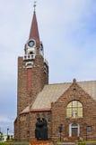 Église de Raahe, Finlande photographie stock libre de droits