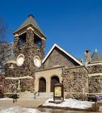Église de roche Images stock
