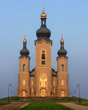 Église de Roman Catholic Image stock