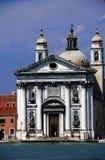 Église de Rosario de del Santa Maria à Venise Photo libre de droits