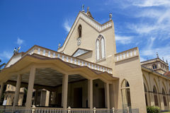 Église de rue Bernadette, Chilaw, Sri Lanka Photo stock
