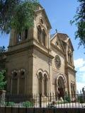 Église de rue Francis Images stock