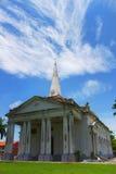 Église de rue George, Penang Photographie stock