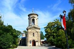 Église de rue Jean-Baptist photos stock