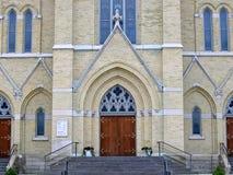 Église de rue Josephs Images stock