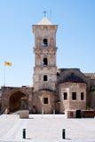 Église de rue Lazaros Photo stock