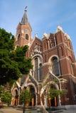 Église de rue Michael Photos libres de droits