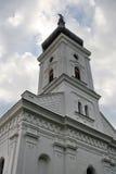 Église de rue Nicholaus Photo stock