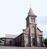 Église de rue Paul, Îles Maurice photographie stock