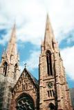 Église de rue Paul Images stock