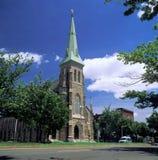 Église de rue Peter Photo libre de droits