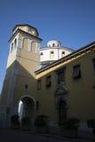 Église de rue Vid. Photographie stock