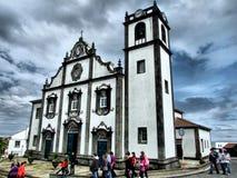 Église de S. Jorge Photos libres de droits