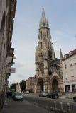 Église de Sacré-Coeur - Lille - Frances Image stock