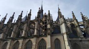 Église de saint Barbara Photographie stock