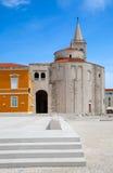 Église de saint Donatus Image libre de droits