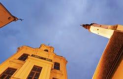 Église de Saint-Esprit Photo stock