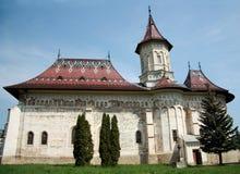 Église de saint George, Suceava, Roumanie image libre de droits