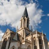 Église de Saint-Georges, Lyon, France. Image libre de droits